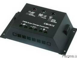 Контроллер заряда СМ1012 USB (10А 12В)