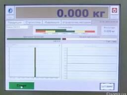 Контрольно-динамические весы (чеквейер) Карат 10