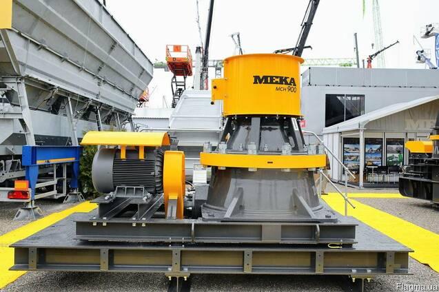 Конусные дробилки MEKA MCS 900