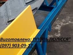 Транспортер стрічковий для цементу від виробника