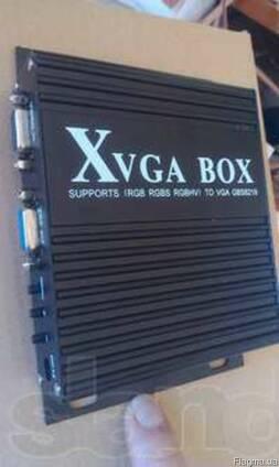 Конвертер Xvga Box