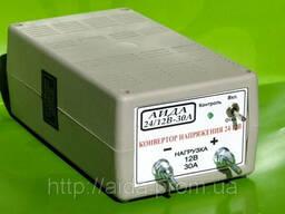 Конвертор «АИДА 24/12В-30А» из =24В в 12В для нагрузки 0-30А
