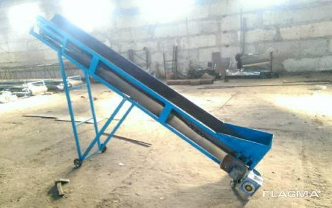 Конвейера ленточные , оборудование для производства брикетов.