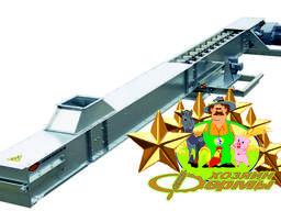 Конвейер цепной КС 100 Т длина транспортирования 3 метра