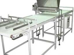 Конвейер формовки полуфабриката панировочного сухаря КФ-600