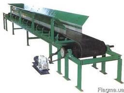 Конвейер ленточный транспортер ленточный - фото 1