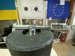 Конвейерный ролик КРС диаметр - 108 мм; длинна - 195 мм