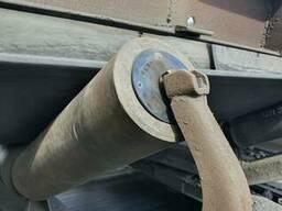 Конвейерный ролик КРС диаметр - 108 мм; длинна - 245 мм