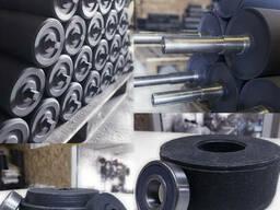 Конвейерный ролик КРС диаметр - 108 мм; длинна - 380 мм
