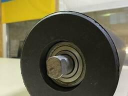 Конвейерный ролик КРС диаметр - 102 мм; длинна - 245 мм