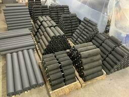 Конвейерный ролик КРС диаметр - 159 мм; длинна - 465 мм