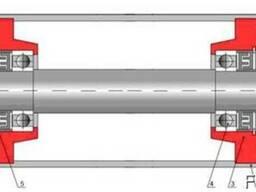 Конвейерные ролики ( изготовление ) диаметр 60.76.73.89.102