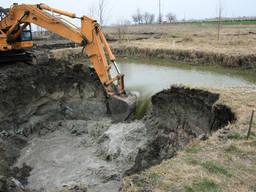 Копаем озера каналы водоемы