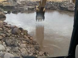 Копання ставків, озер, водойм, розчищення дна, поглиблення водойми