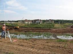 Озеленение, планировка площадки, земельного участка
