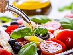 Копченое подсолнечное масло для салатов, мидий, шпрот