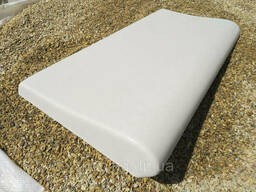 Копинговый камень 250*500 мм.