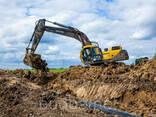 Разработка грунта, землекопные работы в Одессе. - фото 1
