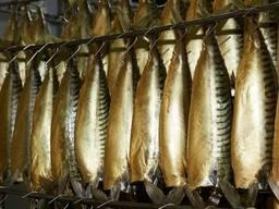 Копченая рыба, натуральный краситель Коптисмак.