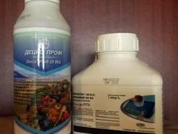 Кораген, децис профи инсектициды для борьбы с совкой