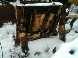 Корчеватель гидравлический к трактору Т 130, Т 170 - фото 2