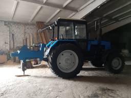 Мтз 1221. 2 трактор