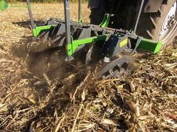 Корчеватель крупностеблевых растительных остатков Corn Killer