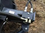 Корчувач з гідрозахватом, гідрокліщі - фото 3