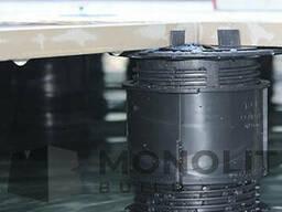 Регульована опора (189-293 мм) До-А3 + 1шт. K-CL (K-A5)