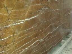 Мрамор коричневый индийский на складе в Киеве