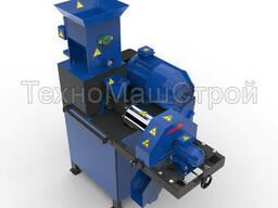Экструдер ЭШК - 60. Производство экструдированного корма для рыб, собак, кошек.