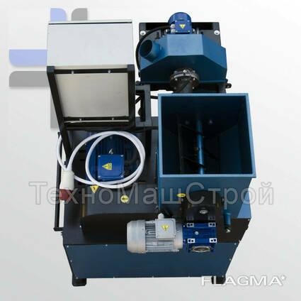 Оборудование для изготовления корма кошек и собак ЭШК-50 + ШТЗ-100