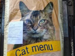 Корм для котов Trophy Cat Menu (пр. Испания) 20 кг