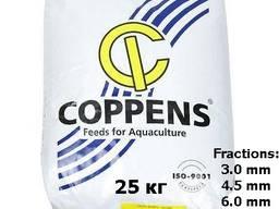 Корм для рыб Коппенс:форель, сом, осетр