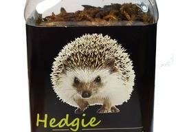 Корм натуральный для декоративных ежей Hedgie Mix#1 тм Буся 600мл/200г