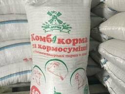 Кормосмесь гранулированная ТМ Био Ферма