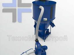 Кормозмішувач КС-1000 з подрібнювачем Kraft 11кВт від виробника