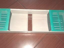 Кормушка для пчёл потолочная 2, 2 л