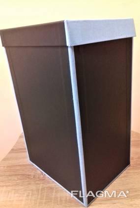 Короба архивные для транспортировки документов