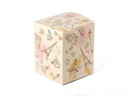 Коробка 58х58х75 мм. Картонные коробки от производителя —. ..