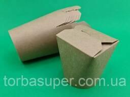 Коробка для Лапшы 26 OZ Крафт (25 шт)