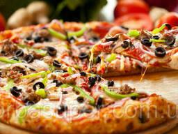 Коробка для пиццы без печати 320Х320Х30 мм, 50шт\уп