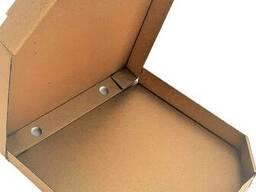 Коробка для пиццы 30 см бурая T-22, от 100 штук