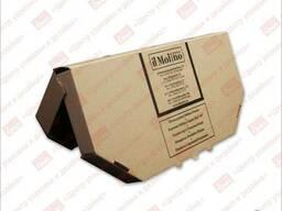 Коробка для половины пицци