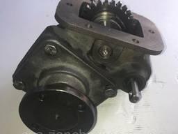 Коробка отбора мощности ГАЗ 52 фланцевое соединение шестерня