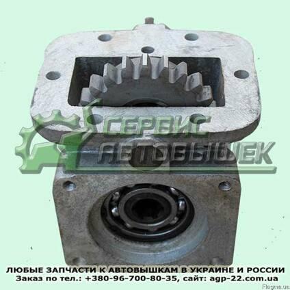 Коробка отбора мощности КОМ ГАЗ-3309