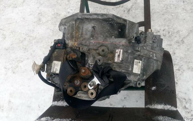 Коробка передач автомат Альфа Ромео 159 (05-11год.) 3.2 JTS