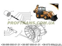 Коробка передач CASE 580 M трансмиссия Кейс и запчасти