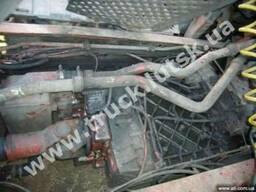 Коробка передач: Iveco E. Tech ZF 16S151 Retarder