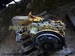 Коробка передач JCB 410, JCB 420 и запчасти джисиби